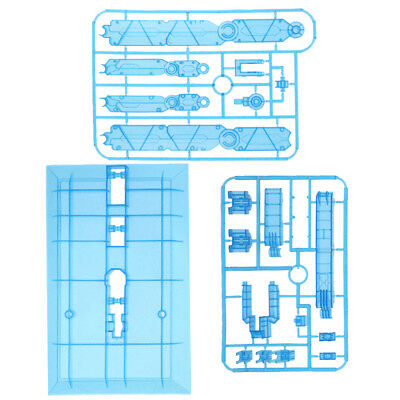 Clear Action Base Stand Holder Rack For Toy 1//60 1//100 Gundam Model