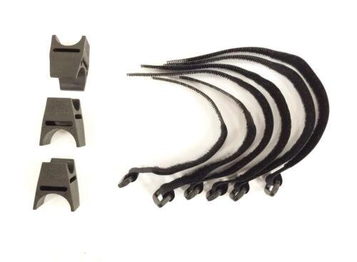 3x TwoFish lockblocks Vélo U-lock support guidon