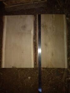 Solid-Oak-Boards-Slab-Plank-Oak-Shelf-Rustic-Hardwood-Live-Edge-Bark-Epoxy-rive