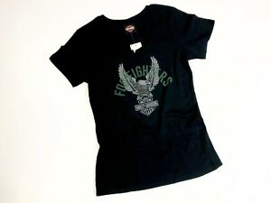 Foo-Fighters-Ladies-Upswept-Eagle-T-Shirt