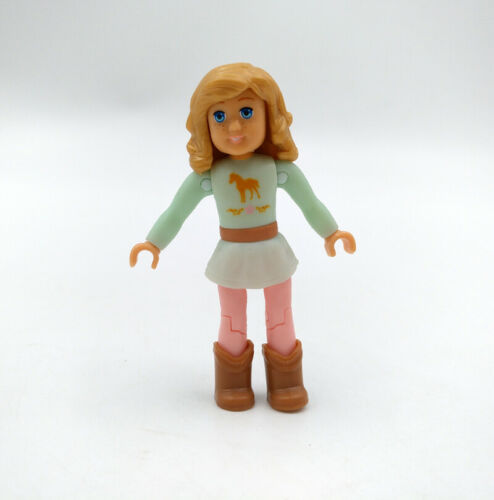 Mega Construx Mini Figure Building Nicki/'s Horse Stables Fit For American Girl