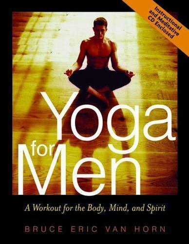 Yoga For Men Workout For Body Mind Spirit-ExLibrary