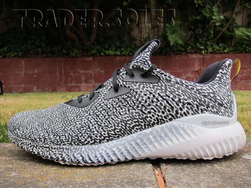 DS WMNS  ADIDAS ALPHABOUNCE sz 5.5 ARAMIS TURTLE DOVE yeezy nmd boost primeknit