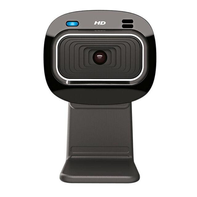 Microsoft LifeCam HD-3000 T3H-00012 HD Webcam 1280x720 Skype, Teams zertifiziert