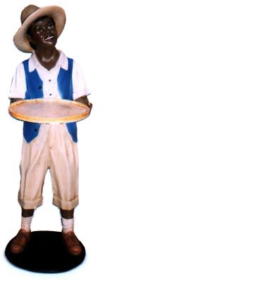 Design Jeremy Figura Statua Scultura Figure Sculture Decorazione Decorazioni 118cm-