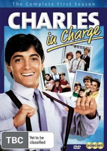1 of 1 - Charles In Charge : Season 1 (DVD, 2009, 3-Disc Set)