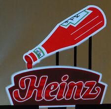 MILLER ENGINEERING HEINZ KETCHUP ANIMATED BILLBOARD NEON scenery  train 1081 NEW