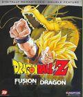 Dragon Ball Z Fusion Reborn Wrath of 0704400038686 Blu Ray Region a