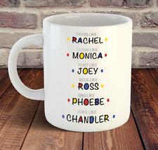 Friends Tv Show Mug Cup