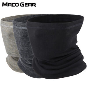 Super-Soft-Neck-Gaiter-Warmer-Face-Mask-Cold-Weather-Winter-Skiing-Outdoor-Sport