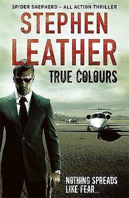 True Colours (A Dan Shepherd Mystery)