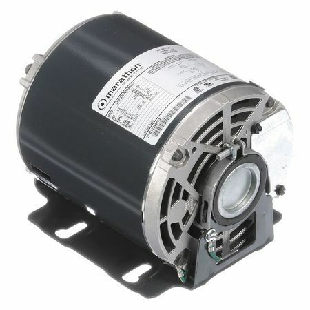 Pump Motor,Split Ph,1//3 HP,1725,115V,48Y MARATHON MOTORS 5KH32FN5586X-G