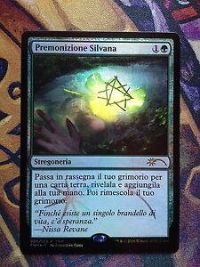 Sylvan-Scrying-FNM-PROMO-Italian-MTG-Magic-NM