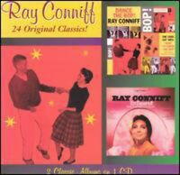 Ray Conniff - Dance The Bop / En Espanol [new Cd]