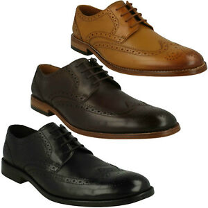 8e034183 Details about MENS CLARKS JAMES WING LACE UP LEATHER FORMAL WORK OFFICE  SHOES BROGUE COMFORT