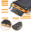 thumbnail 8 - 2021 Super 900000mAh 2 USB Portable fast Charger Solar Power Bank for Cell Phone