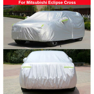 Car Cover Waterproof Heat Sun Dust Cover For Mitsubishi Eclipse Cross 2018-2021