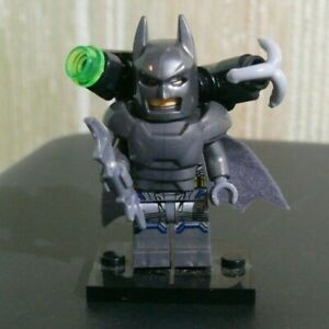 Capable Minifigs Minifigurine Lego Armored Super Heroes Figurine Batman