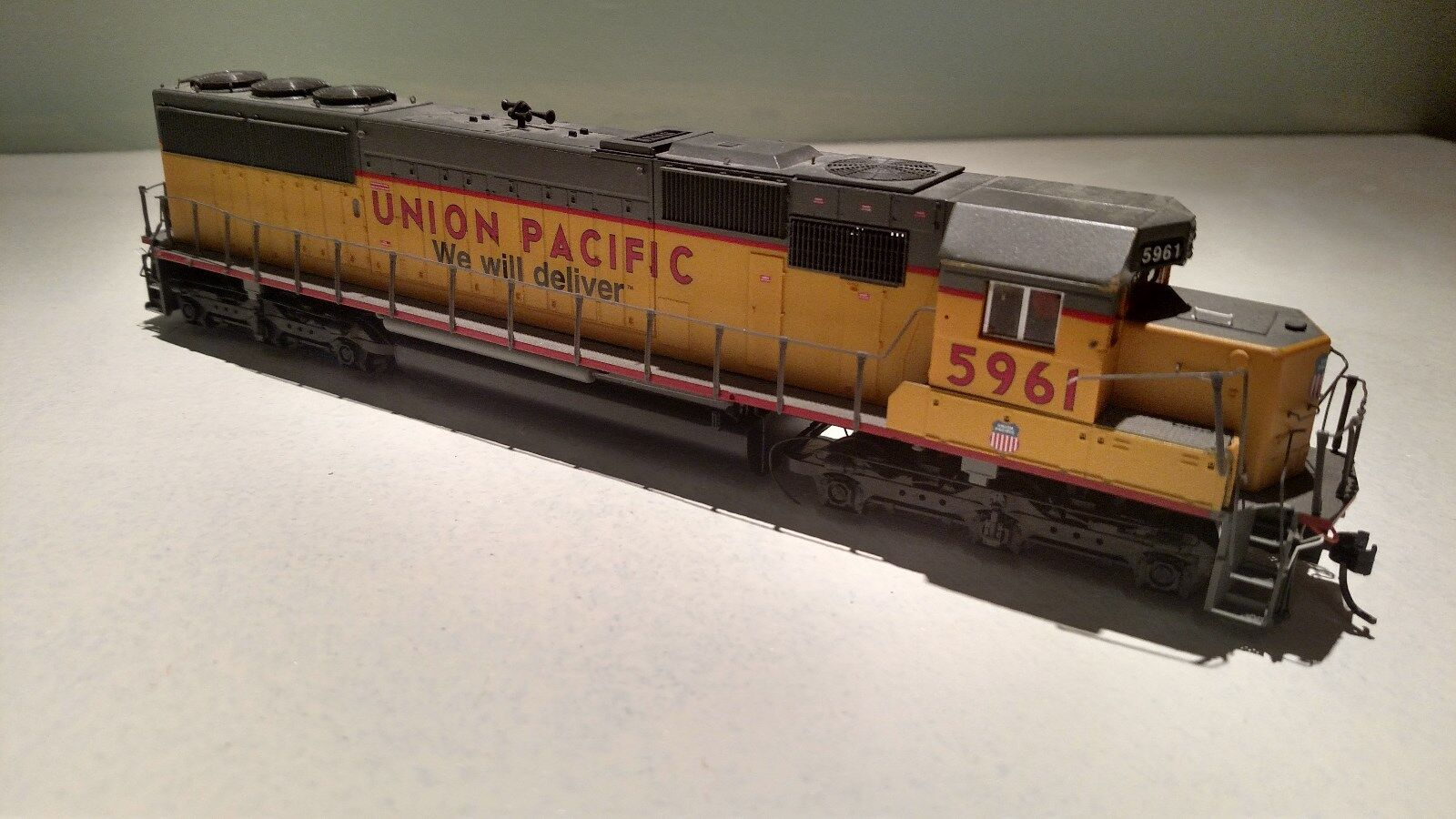 UNION PACIFIC SD60, UP5961, by Predo2000, Used, very good condition