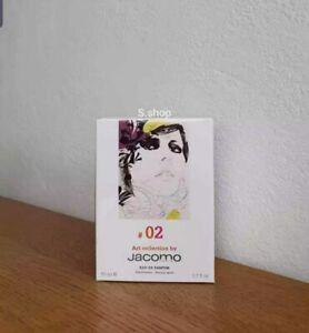 Eau de Parfum Pour Femme # 02 Art collection by JACOMO PARIS 50ml Vaporisateur
