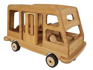 Wohnwagen Etagenbett Belastung : Campingwagen holzspielzeug wohnmobil wohnwagen drewart massivholz