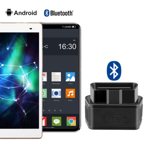 Bluetooth OBD2 OBDII Car Diagnostics Tool Car Doctor Real Time KW903 Android