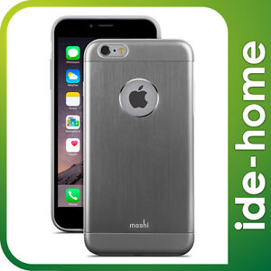 "Moshi iGlaze Armour Metallic Case for iPhone 6S / 6 (4.7"") - Gunmetal Gray"