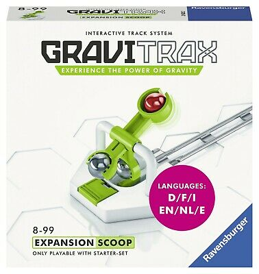 2019 Nuovo Stile Ravensburger Gravitrax Expansion Extension Cascada - Gravitrax Scoop Expansion