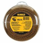DEWALT DWO1DT802 String Trimmer Line 225-Feet by 0.080-Inch