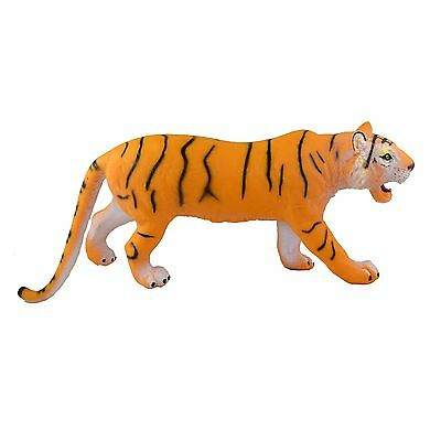 """60 cm Tiger Stuffed Rubber Realistic Museum Details Play Toy Large 24/"""""""