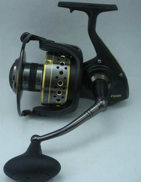 Penn 1338222 Battle II 19531 8000 Spinning Reel 19531 II 056f02