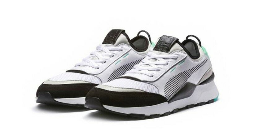 PUMA SELECT RS-0 366887-01 RE-INVENTION RUNNING 366887-01 RS-0 b59394