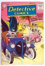 DETECTIVE COMICS #219 COMIC BOOK 1955 BATMAN FINE- OFF WHITE PAGES