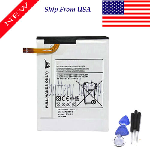New 3.8V 4000mAh Battery For Samsung Galaxy Tab 4 SM-T230NT SM-T230NY SM-T237P