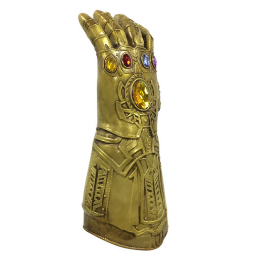 2018 Thanos Infinity Gauntlet Glove Cosplay Infinity War The Avengers 3 Colors
