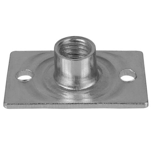 ALPIDEX 50 Edelstahl Spezial Einschlagmuttern M10 Anschraubmutter Klettergriffe
