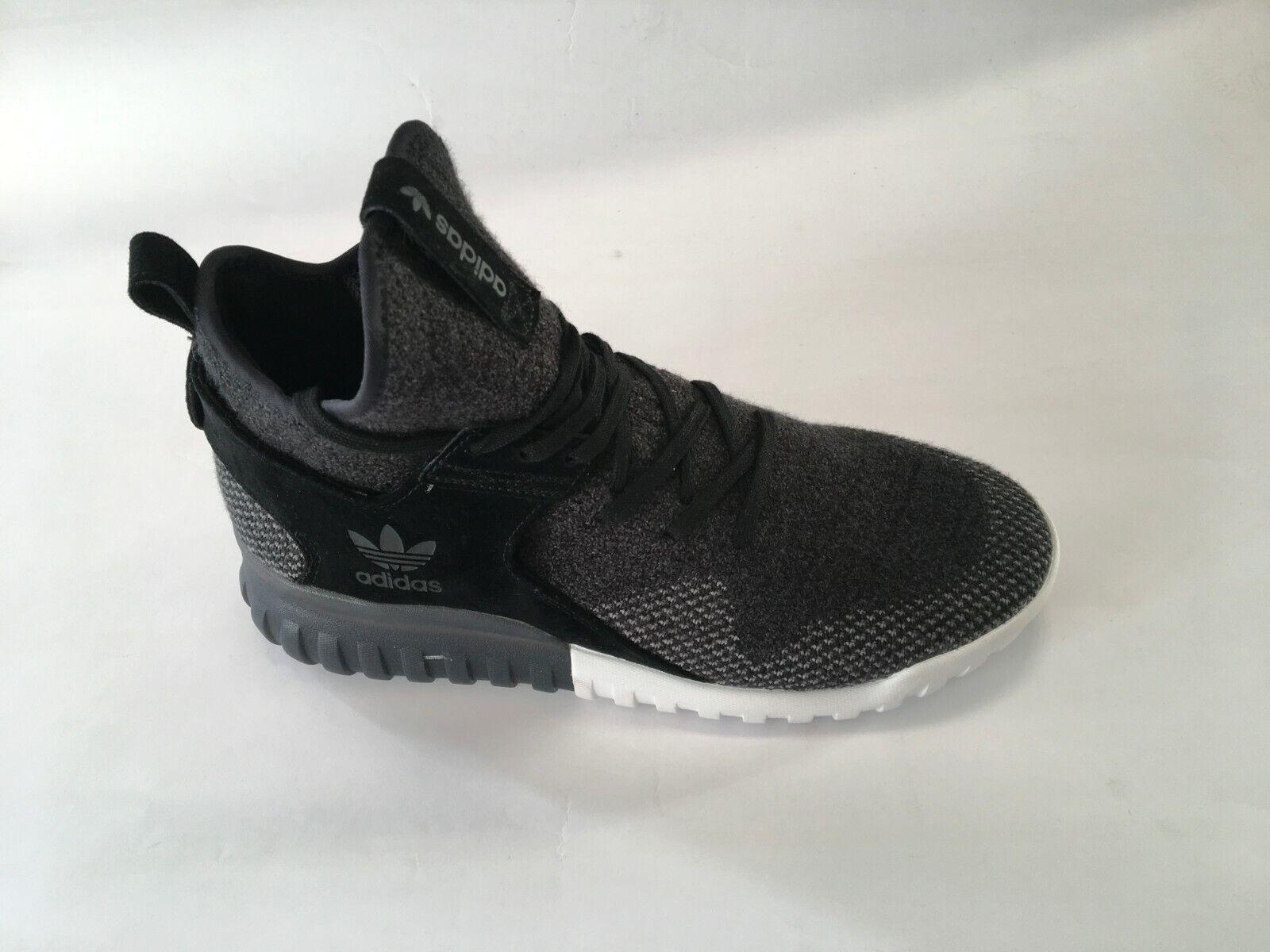 Adidas BB2379 Tubular X Primeknit Schuh schwarz