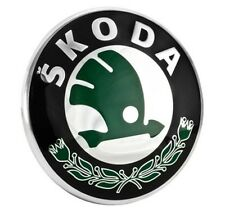 Genuine New SKODA OCTAVIA BOOT BADGE Emblem 2009-2013 FSI TDI TSI Hatch Estate