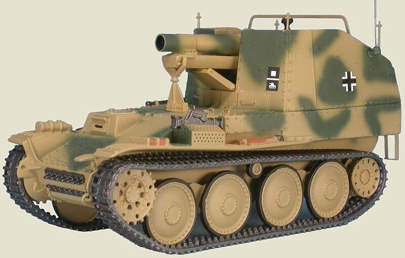 Precio al por mayor y calidad confiable. MASTER FIGHTER 1 48 CHAR ALLEMAND TANK STURMPANZER 38 38 38 Ausf M 138 1 ref48560  alta calidad general