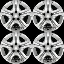 "4 New 2013 14 15 16 2017 Toyota Rav4 LE 17"" Hub Caps Full Rim Hubs Wheel Covers"
