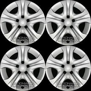 4-New-2013-2018-Toyota-Rav4-LE-17-034-Hub-Caps-Full-Rim-Wheel-Covers-R17-Steel-Rims