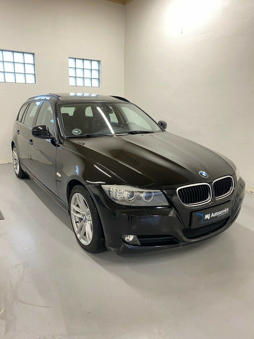 BMW 318d 2,0 Touring 5d - 114.900 kr.