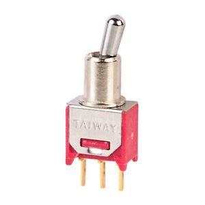 taiway-200msp1t2b2m2re-SPDT-Sub-Min-Vertical-PCB-Interruptor-de-palanca