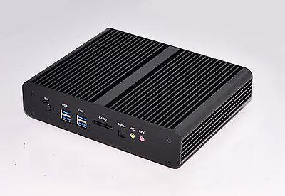 Mini PC KIT Industrial Fanless In i7 4500U 3.0GHZ 4GB DDR3 1TB HDD WiFi DHL Free