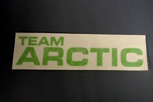 OEM-Lime-Green-Team-Arctic-Cat-Decal-Sticker-6-034-5293-770