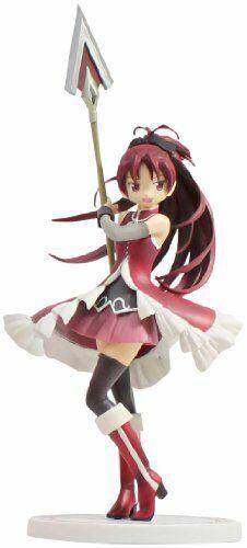 Magical Girl Madoka Magica SQ figure Kyoko Sakura Banpresto prize goods