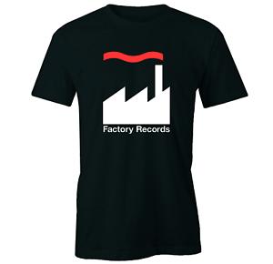 Indie Music T-Shirt Happy Mondays,Hacienda Manchesteri Factory Records