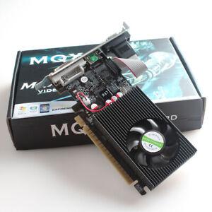 MQX GeForce GTX 730 4GB o GeForce GT 730 2GB PCIe Tarjeta De Video