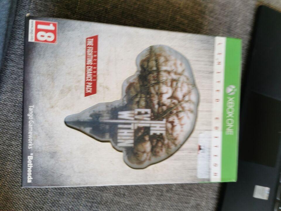 Spil og kontroller, Xbox One, action