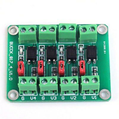 PC817 optocoupler ST 4 channel opto-isolator breakout for Arduino optoisolato